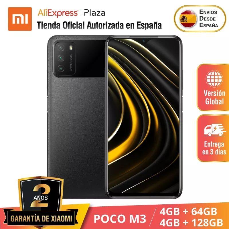 Xiaomi Poco M3 4/128GB desde España