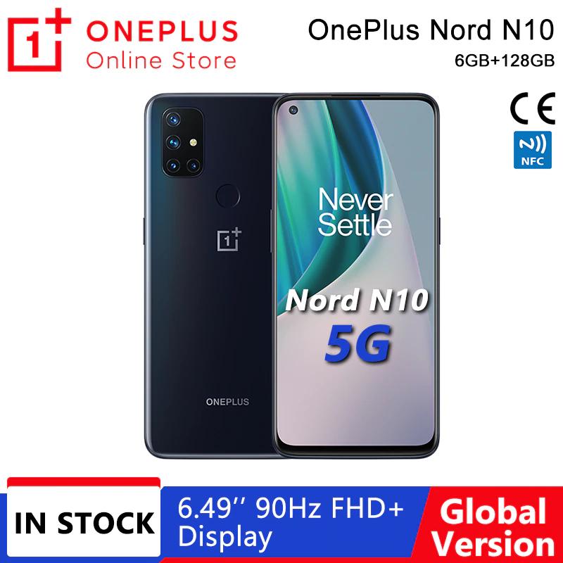 OnePlus Nord N10 6/128 desde España por 214,9€