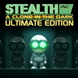 PS4: Stealth Inc: Ultimate Edition (Juego base + 40 niveles adicionales en dos DLCs)