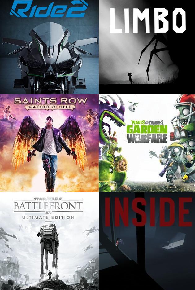 PS4: Recopilación de buenos juegos por menos de 5€ y más del 75% DTO.