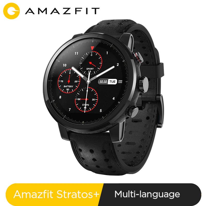 Amazfit Stratos 2s cristal de zafiro (desde España)