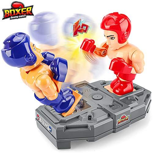 Robot de Boxeo por infrarojos