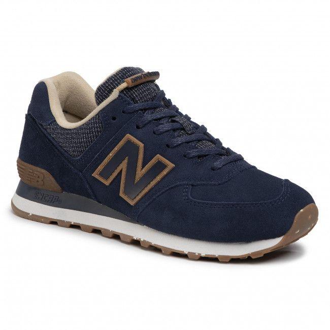 Sneakers NEW BALANCE ML574SOH Azul marino