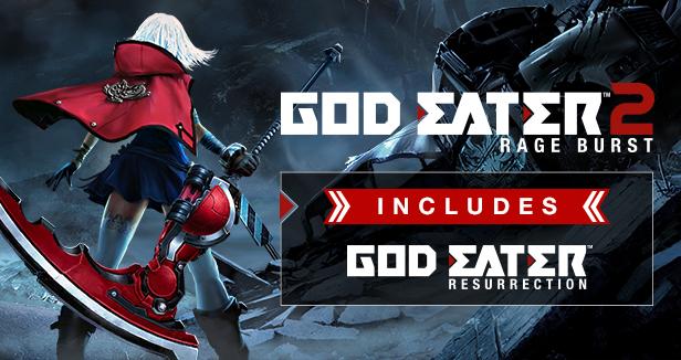 GOD EATER 2 + 1 de regalo para STEAM