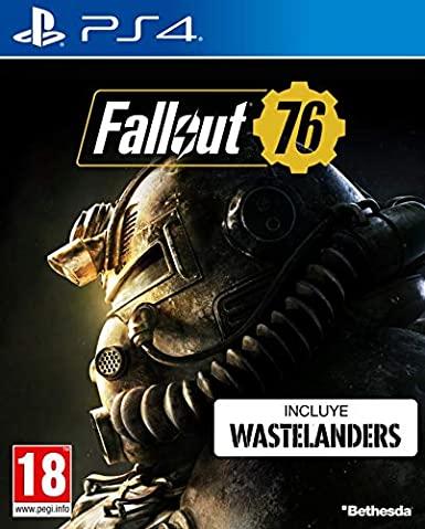 Fallout 76 para PS4 por 5€