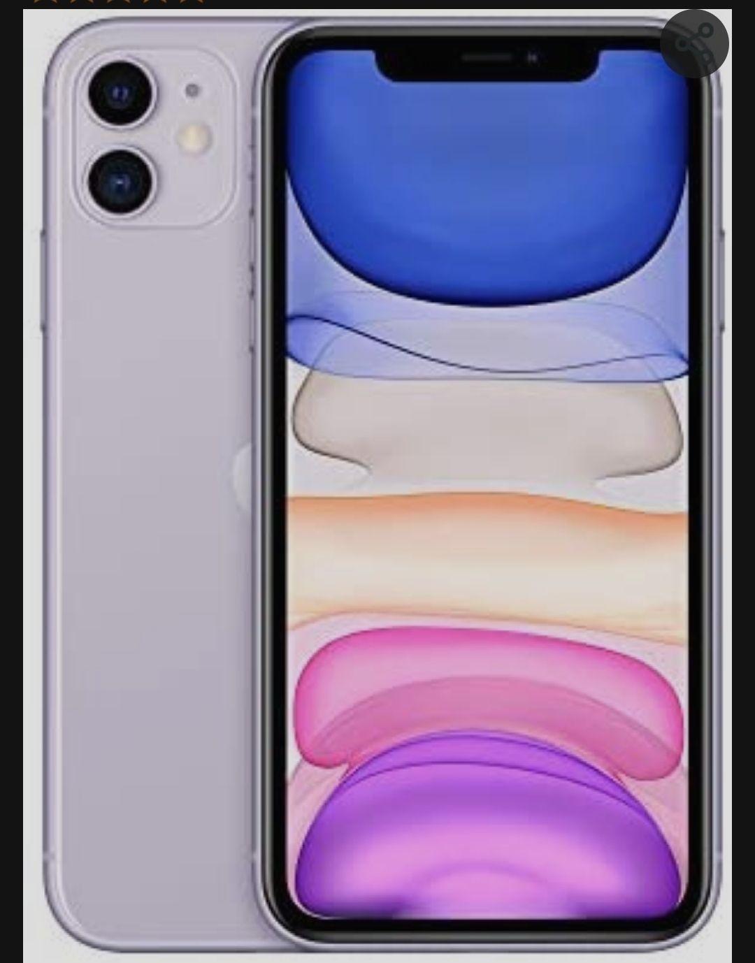 iPhone 11 64Gb Reaco- muy bueno