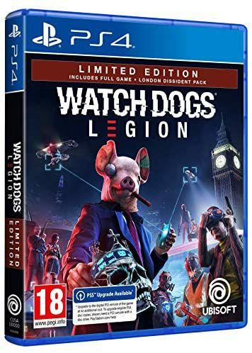 Watch Dogs Legion PS4 Reaco Muy Bueno por 22,95€