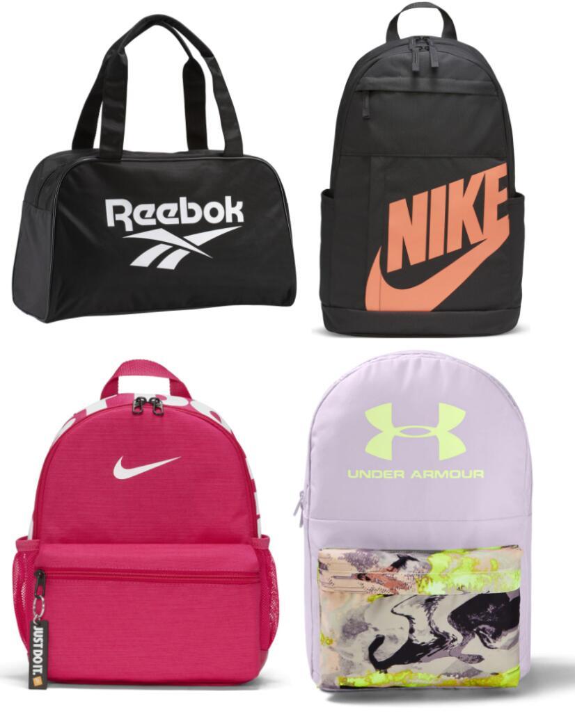 Chollitos en mochilas y bolsas deportivas marcas TOP