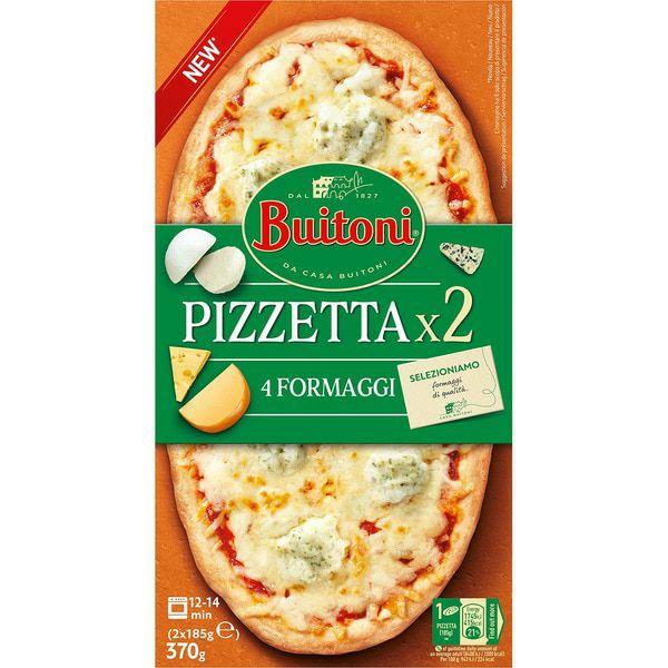 8 x Pizzetas Buitoni por 11,96€ (recogida gratis a partir de 30€)