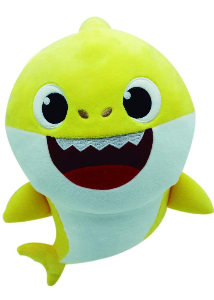 Peluche musical Baby Shark