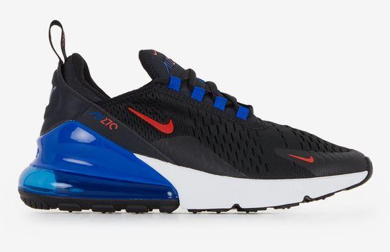 Nike Air max 270 Negro - azul - blanco