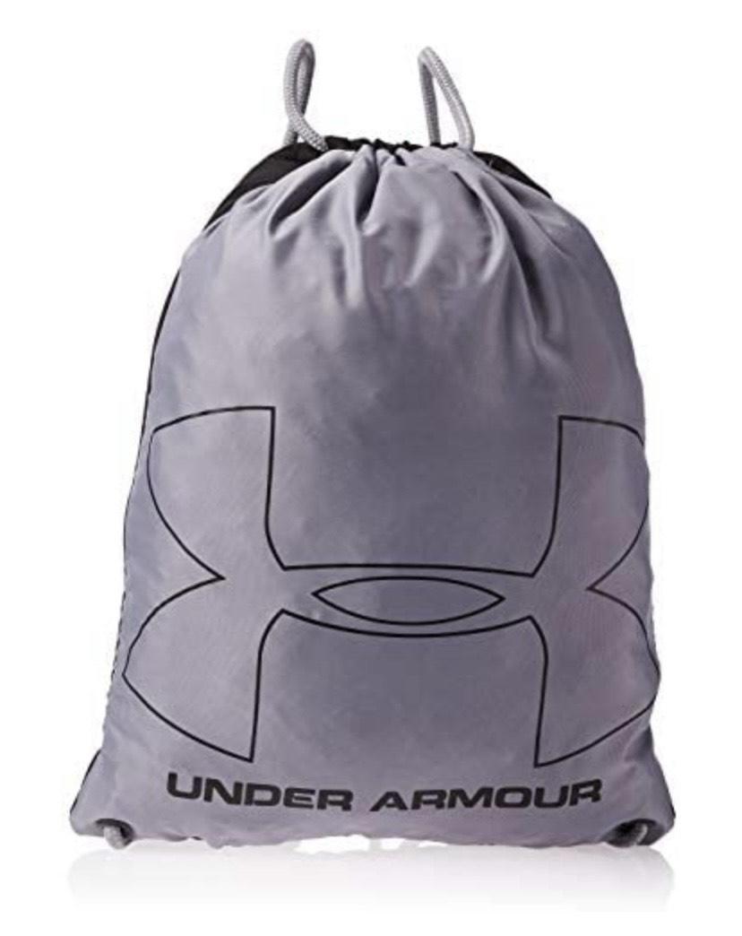 Bolsa Under Armour 15 litros también os dejo enlace de roja o negra