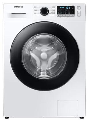 Lavadora carga frontal - Samsung WW80TA026AE/EC, 8 kg, 1200 rpm, 14 programas, A+++, Blanco