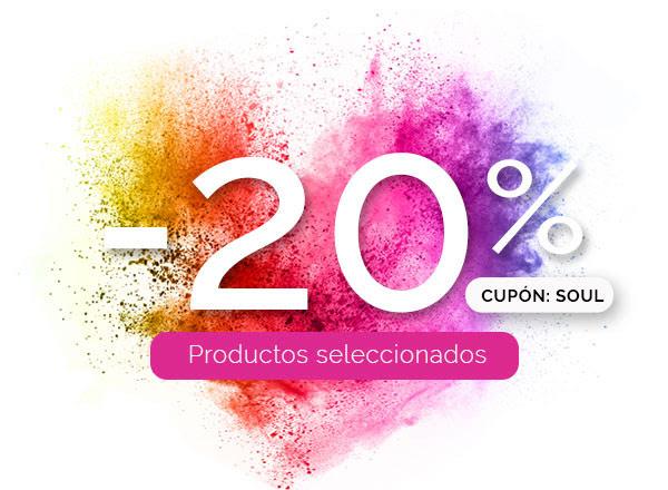 20% en maquillalia para San Valentín (productos seleccionados)