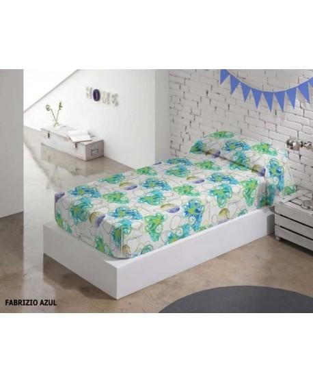 Edredón ajustable cama de 90 cm