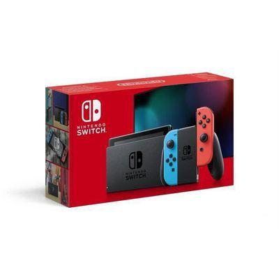 Consola Nintendo Switch Neon: Nueva versión
