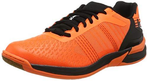 Zapatillas Kempa Attack Three Unisex, color Naranja.