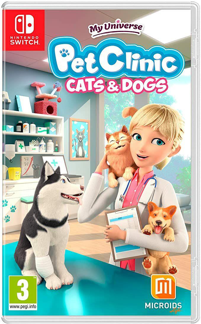My Universe - Pet Clinic Cats & Dogs eshop