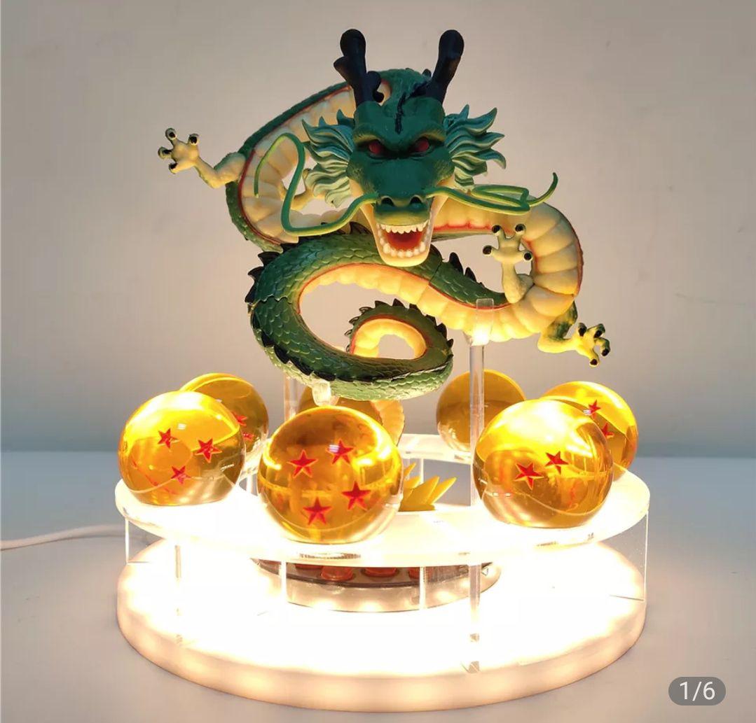 Lámpara Shenron Dragon Ball Z