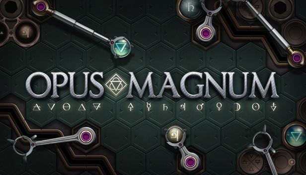 [STEAM/PC] Opus Magnum 6,80€ @ STEAM