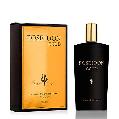 Eau de toilette Posseidon Gold