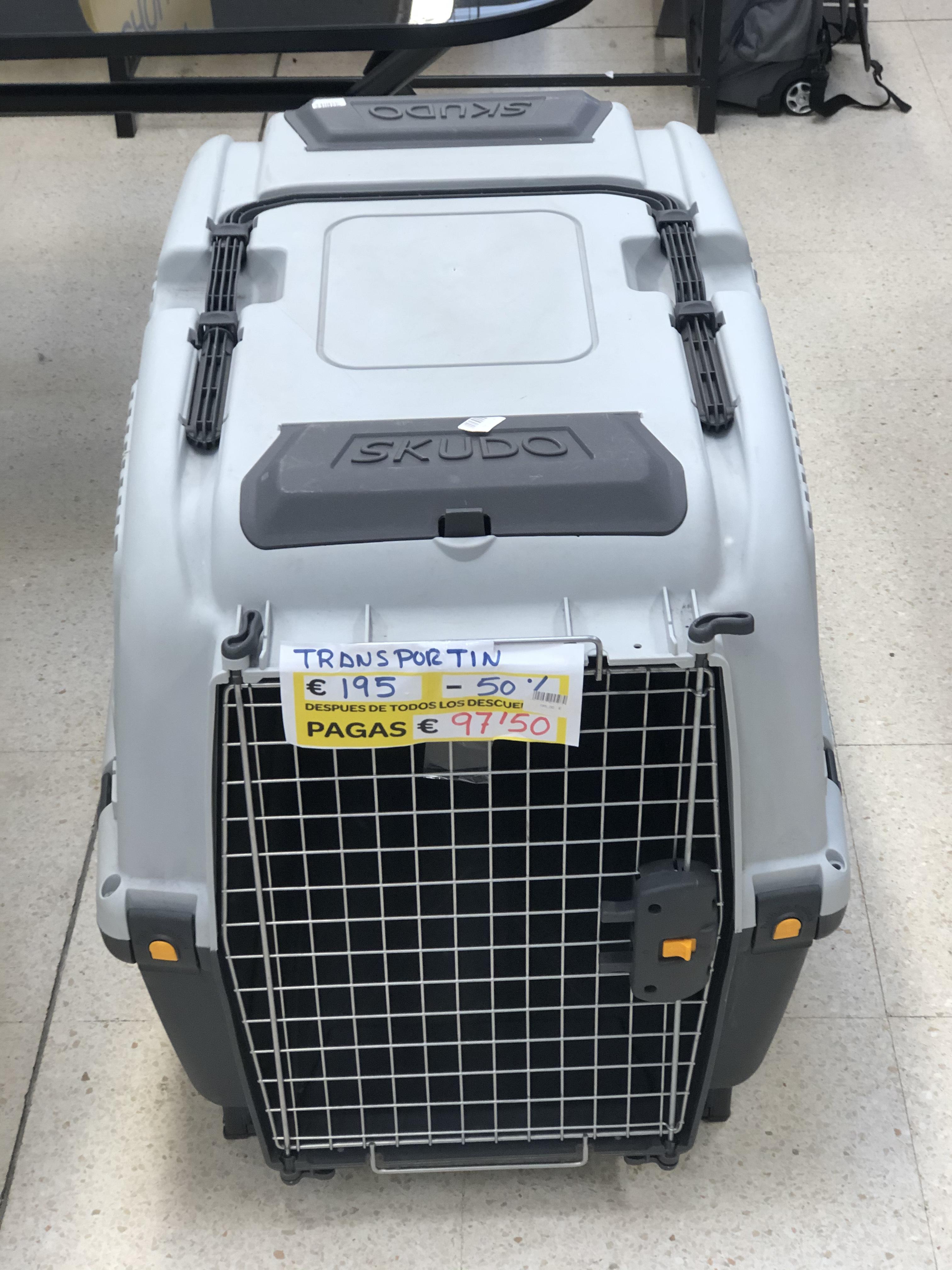 Transportin de animales