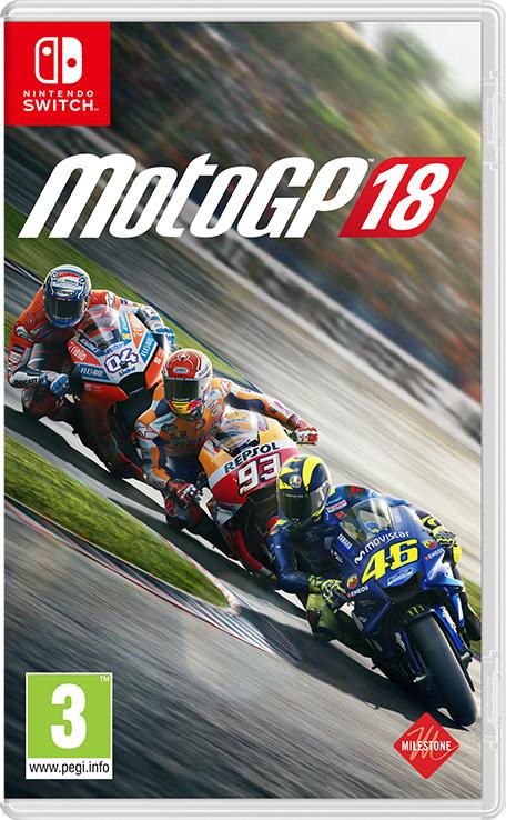 NINTENDO SWITCH: MotoGP 18 por sólo 2,47€ (eShop Rusia) y 2,99€ (eShop España)