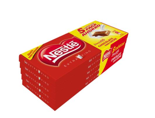 Pack Nestle sin gluten