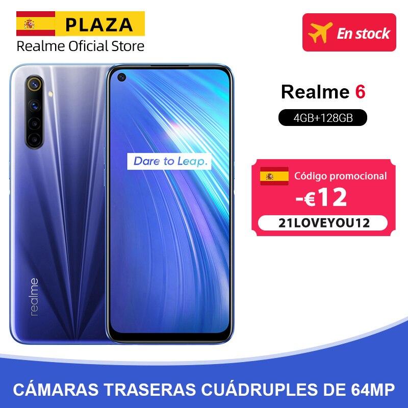 Realme 6 4GB 128GB desde España