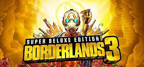 [PC] Borderlands 3 Super Deluxe : Base Game + Season Pass 1 (EPIC / BR - VPN)