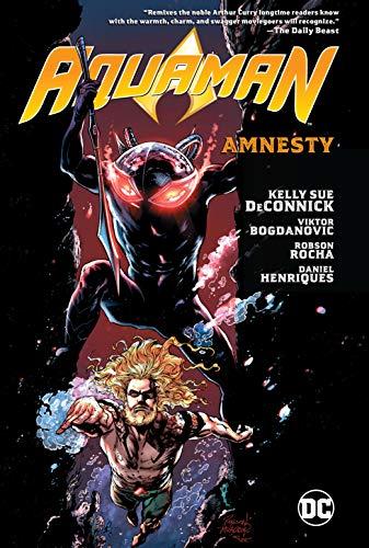 Aquaman Volume 2 de Kelly Sue Deconnick