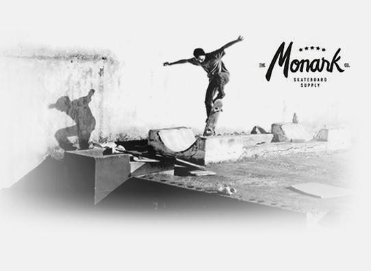 10% en toda la tienda de skate Monark Supply