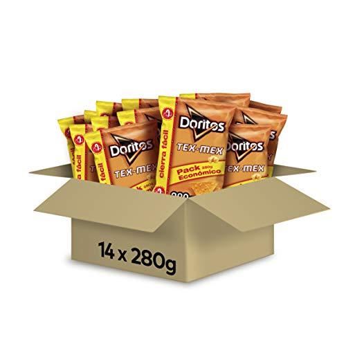 14 paquetes de doritos - 280g