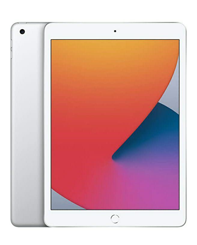 iPad 2020 Wi-Fi 32GB Plata Último Modelo