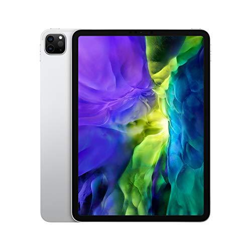 Apple iPad Pro (11 Pulgadas Wi-Fi y 128 GB) Plata (2.ª generación)