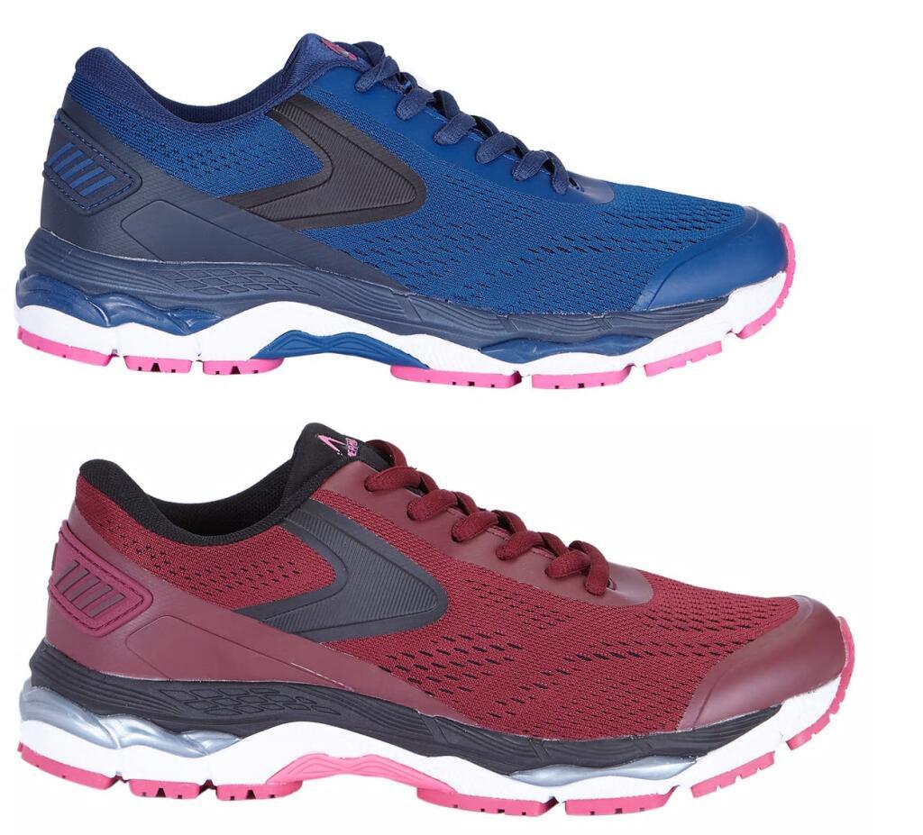 EN 2 COLORES - TALLAS 36 a 41 - Zapatillas para Mujer Epic Boomerang (En Rojo Tallas 36, 38 y 39)
