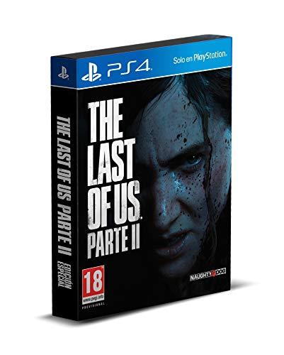 The Last Of Us Parte 2 Edición Especial PS4