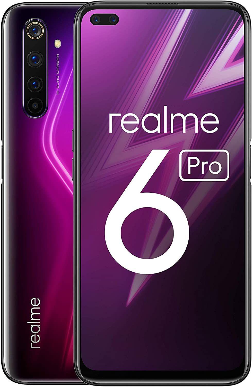 Realme 6 Pro 8/128 desde spain