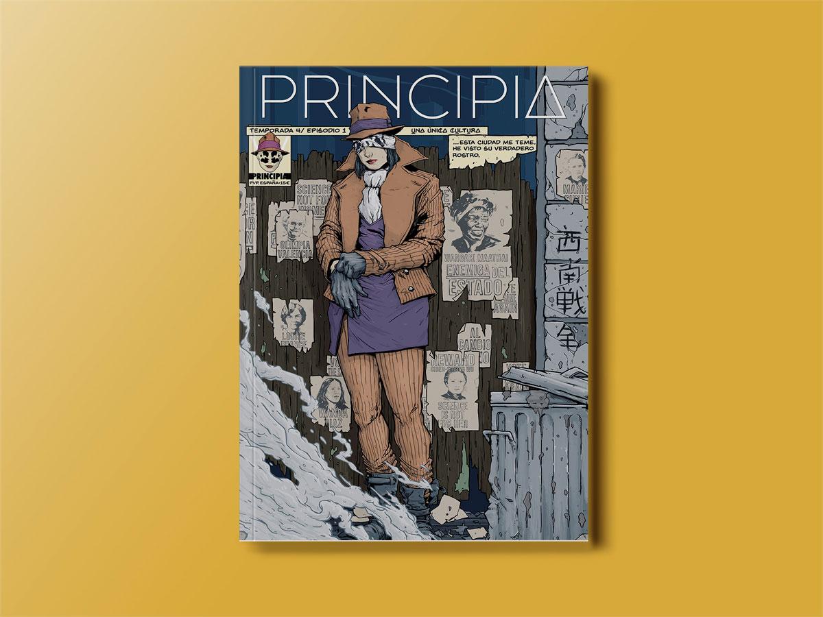 Principia Magazine, especial Mujeres de Ciencia.