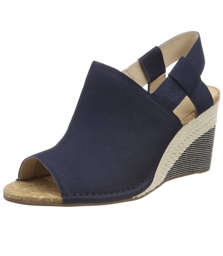 Clarks sandalias mujer T39,5