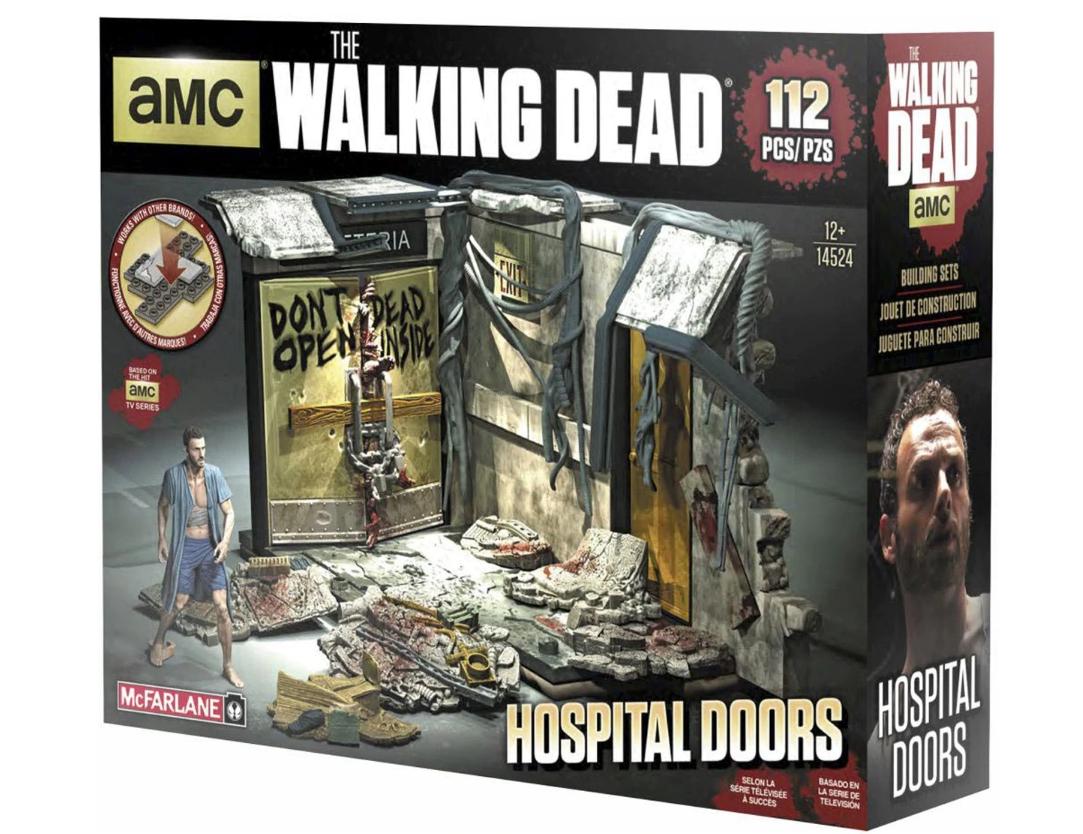 Diorama The Walking Dead