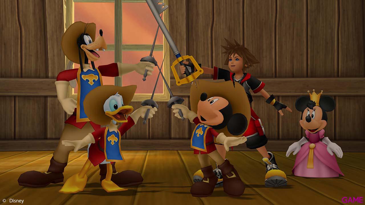 PS4 - Kingdom Hearts The Story so Far - PAL España / Italia