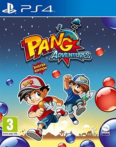 Pang Adventures Buster Edition (EDICIÓN FÍSICA) [PS4]