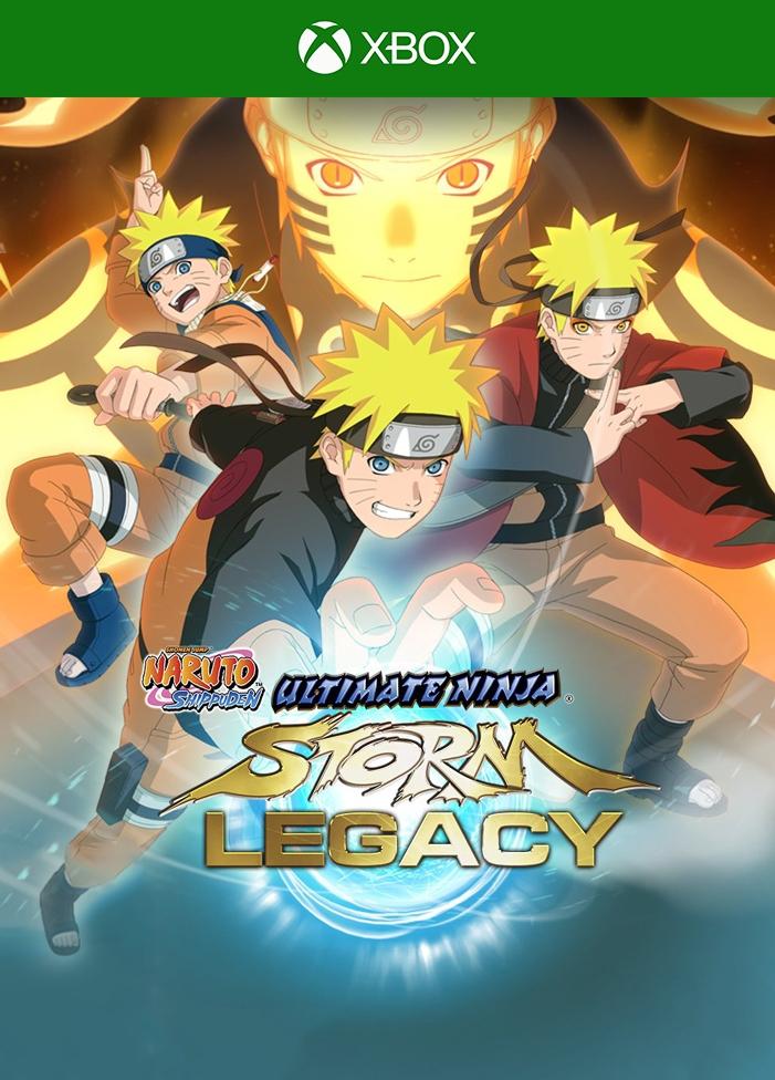Videojuego, Buy Naruto Shippuden: Ultimate Ninja Storm Legacy Xbox ONE / Xbox Series X|S Xbox