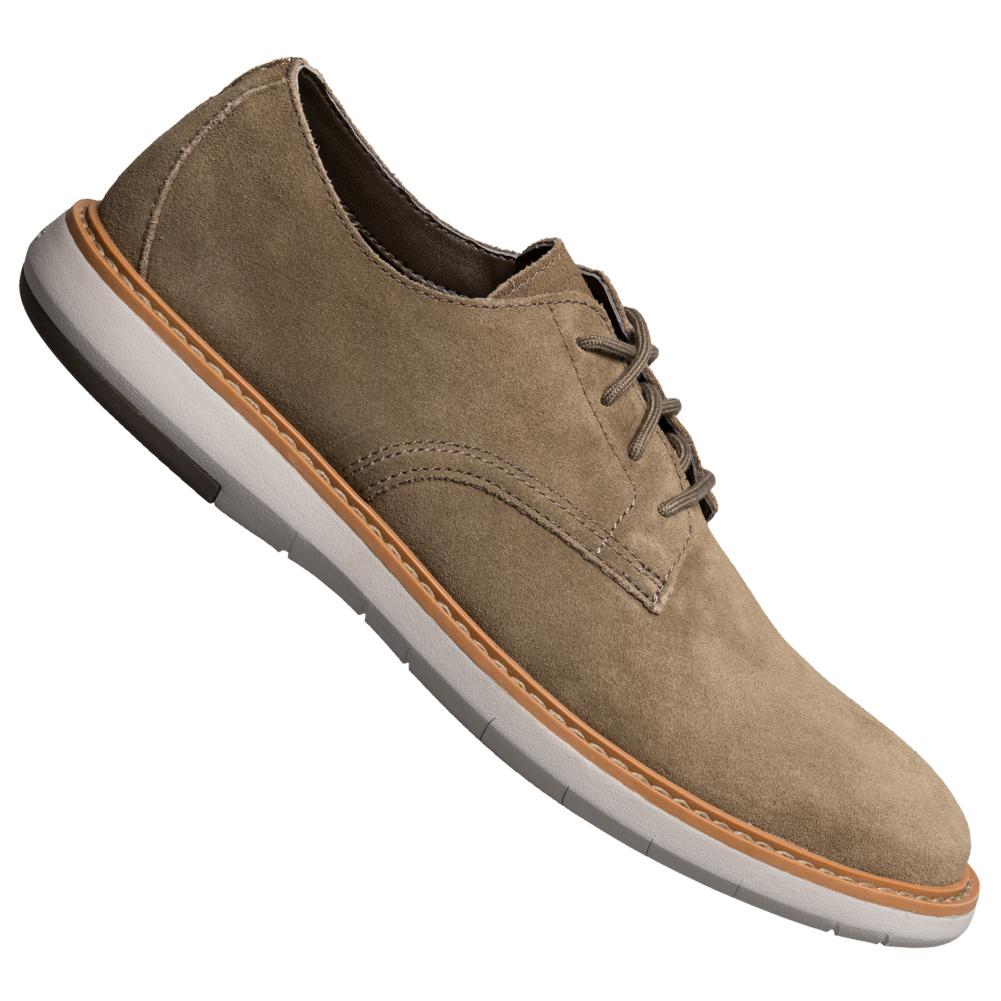 Clarks Zapatos para hombre Draper Lace Suede.