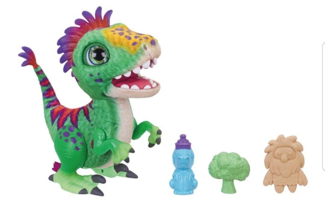 HASBRO Furreal Friends - Dinosaurio Rex