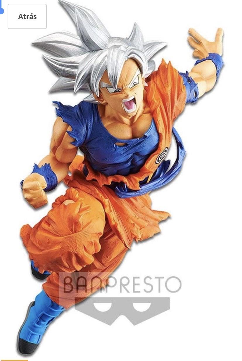 Banpresto Estatua Son Goku Ultra Instinct