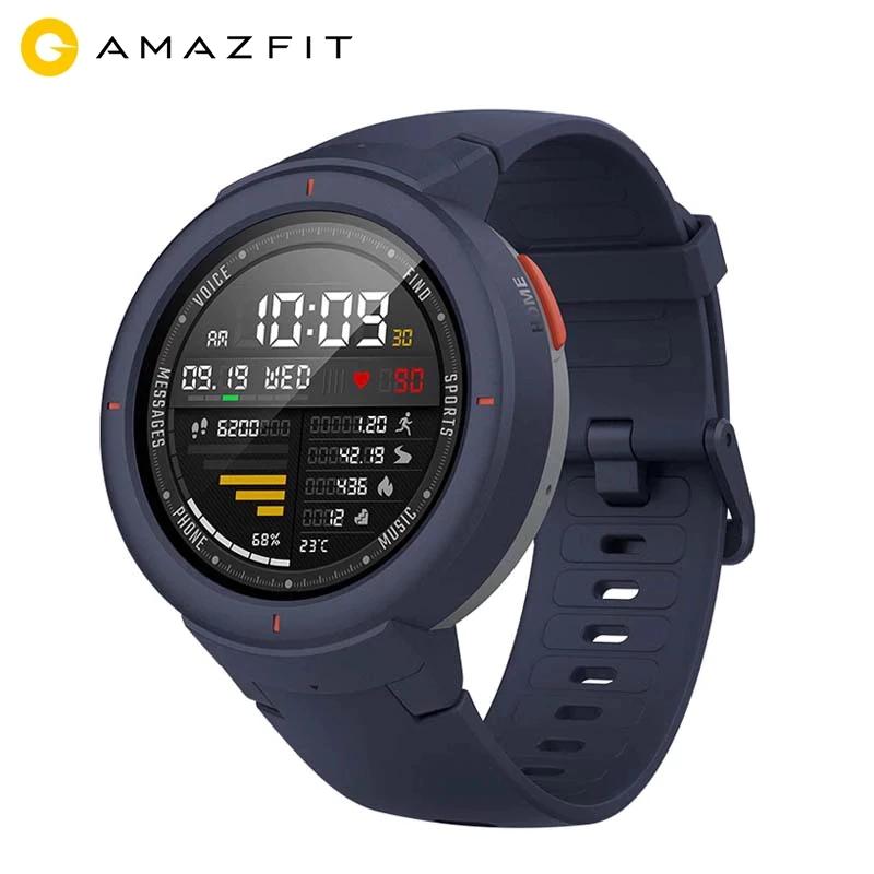 Amazfit-reloj deportivo inteligente Verge -ENVIO DESDE ESPAÑA- ALIEXPRESS PLAZA-
