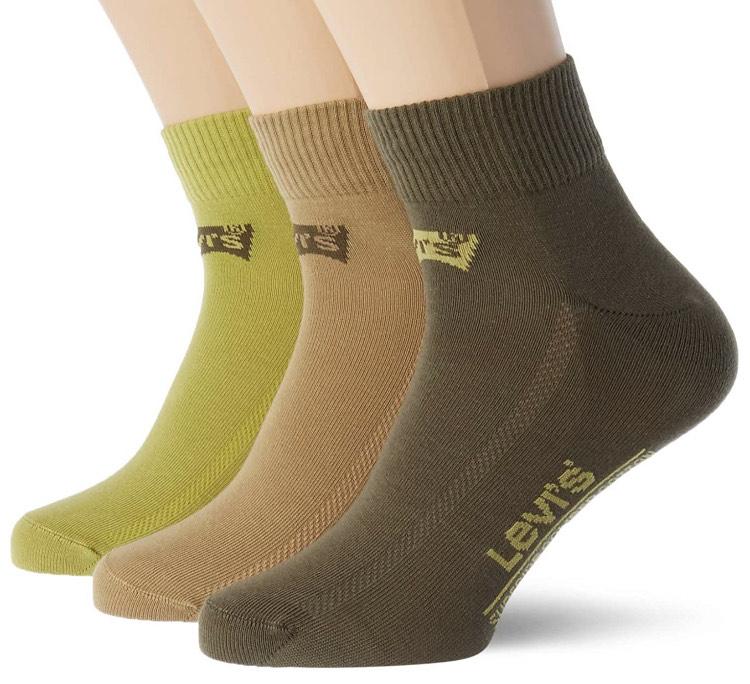 3 pax calcetines Levis Talla 35-38