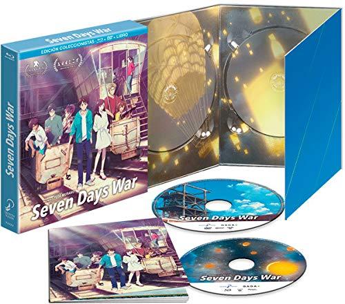 Seven Days War - Edición Coleccionista [Blu-ray] 26 de febrero
